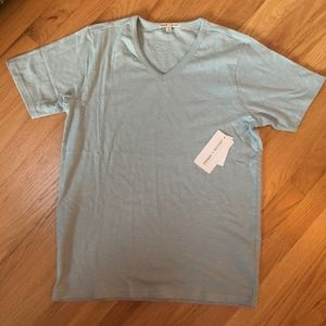 Medium Threads for Thoughts V-Neck Tee